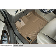 SMARTLINER Custom Fit for 2011-2012 Toyota Sienna (8 Passenger Model) - Smartliner USA