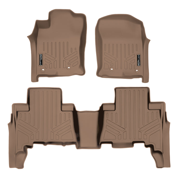 SMARTLINER Custom Fit for 2013-2019 Toyota 4Runner (7 Passenger with 3rd Row Seats) - Smartliner USA