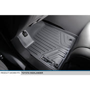 SMARTLINER Custom Fit for 2014-2019 Toyota Highlander (with 2nd Row Bench Seat) - Smartliner USA