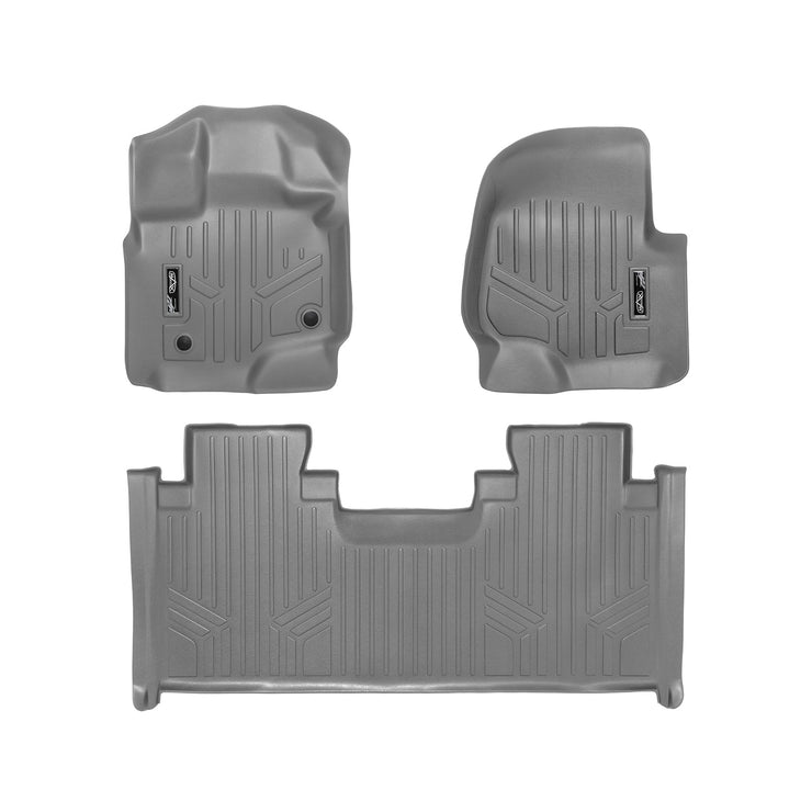 SMARTLINER Custom Fit for 2015-2019 Ford F-150 SuperCab with 1st Row Bench Seat - Smartliner USA