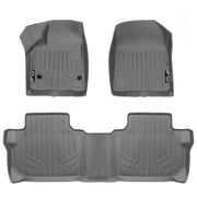 SMARTLINER Custom Fit for 2017-2020 GMC Acadia (with 2nd Row Bench Seat) - Smartliner USA