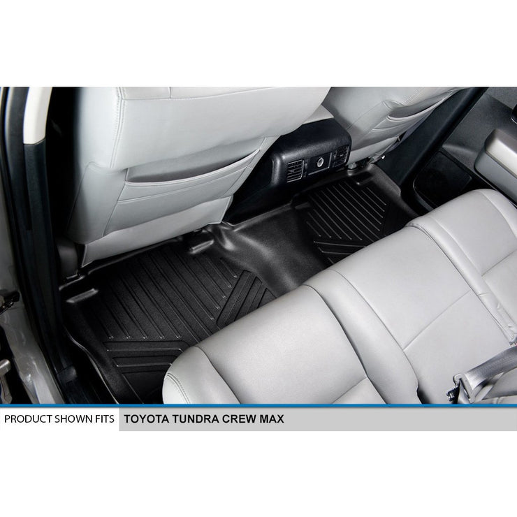 SMARTLINER Custom Fit for 2007-2011 Toyota Tundra CrewMax Cab - Smartliner USA