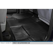SMARTLINER Custom Fit for 2011-2014 Ford F-150 SuperCrew Cab - Smartliner USA