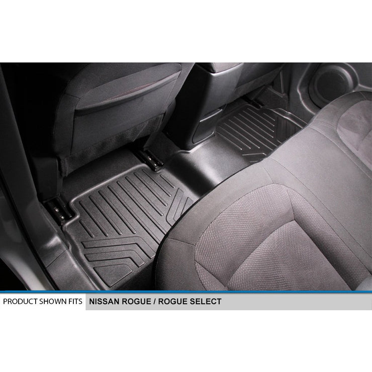 SMARTLINER Custom Fit for 2008-2013 Nissan Rogue / 2014-2015 Rogue Select - Smartliner USA