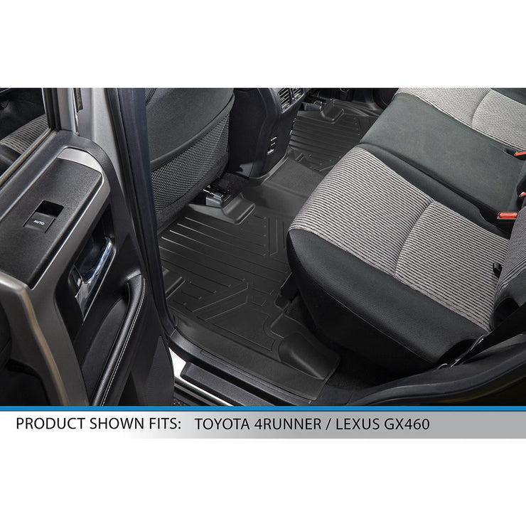 SMARTLINER Custom Fit for 2010-2012 Toyota 4Runner (5 Passenger Model without Sliding Rear Tray) - Smartliner USA