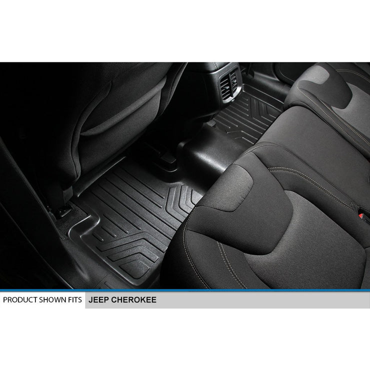 SMARTLINER Custom Fit for 2014-2020 Jeep Cherokee - Smartliner USA