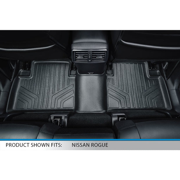 SMARTLINER Custom Fit for 2014-2020 Nissan Rogue (with 3rd Row Seats)