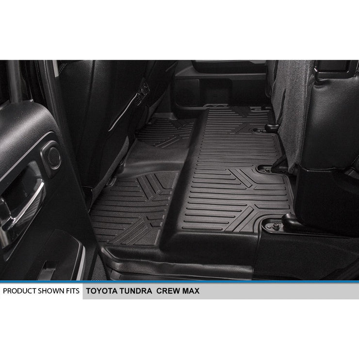 SMARTLINER Custom Fit for 2014-2020 Toyota Tundra CrewMax Cab (with Coverage Under 2nd Row Seat) - Smartliner USA