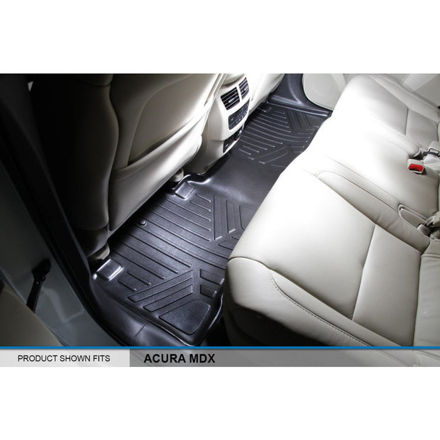 SMARTLINER Custom Fit for 2014-2020 Acura MDX with 2nd Row Bench Seat (No Hybrid) - Smartliner USA