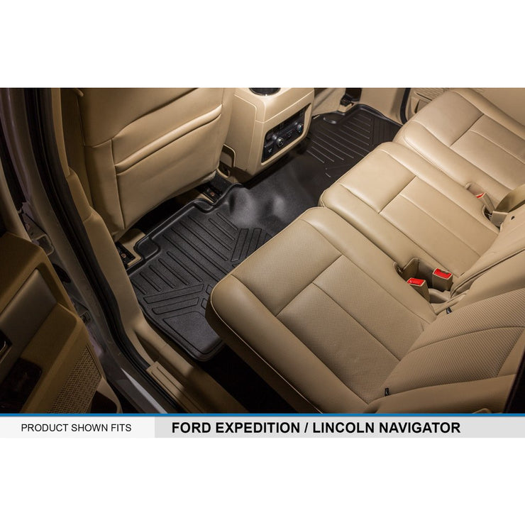 SMARTLINER Custom Fit for 11-17 Expedition EL/Navigator L (with Console) - Smartliner USA