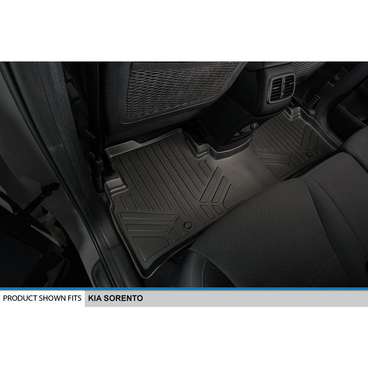 SMARTLINER Custom Fit for 2016-2019 Kia Sorento (5 Passenger Model Only) - Smartliner USA