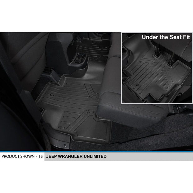 SMARTLINER Custom Fit for 2015-2018 Jeep Wrangler Unlimited (JK Old Body Style Only) - Smartliner USA