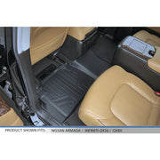 SMARTLINER Custom Fit for 17 18 Armada/11 13 Infiniti QX56/2014 2018 QX80 - Smartliner USA