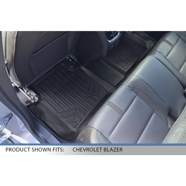 SMARTLINER Custom Fit for 2017-2020 GMC Acadia (7 Passenger)