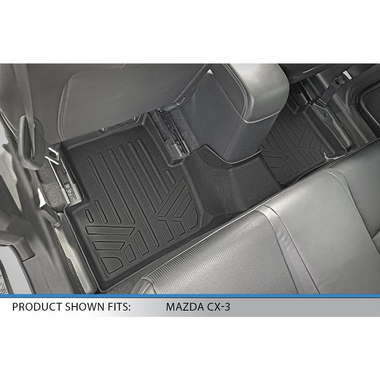 SMARTLINER Custom Fit for 2016-2019 Mazda CX-3 - Smartliner USA