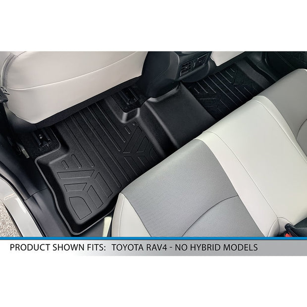 SMARTLINER Custom Fit for 2019-2021 Toyota RAV4 (No Hybrid Models)