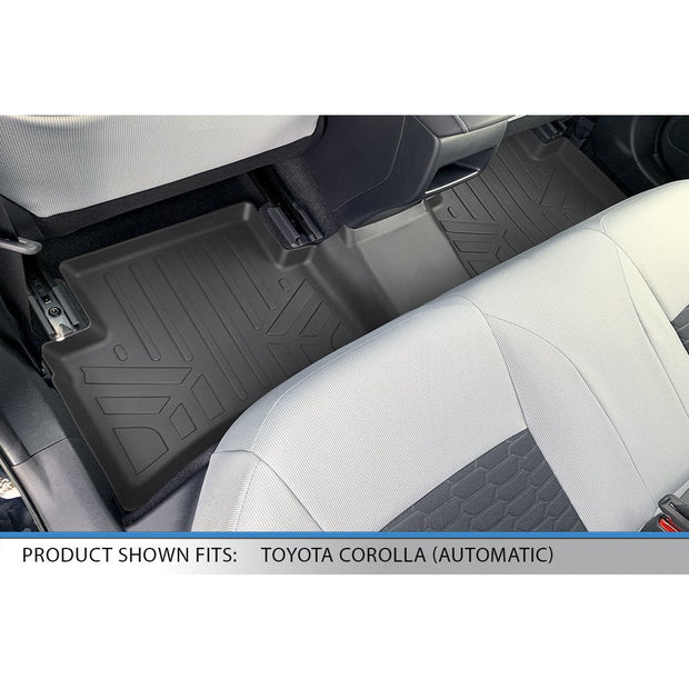SMARTLINER Custom Fit for 2020-2021 Toyota Corolla Hatchback (With Tire Repair Kit)