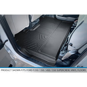 SMARTLINER Custom Fit for 2017-2020 Super Duty Crew Cab with Vinyl Flooring