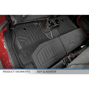 SMARTLINER Custom Fit for 2020-2021 Jeep Gladiator with Lockable Rear Underseat Storage