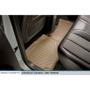 SMARTLINER Custom Fit for 2011-2017 Chevy Equinox / GMC Terrain (with Dual Front Floor Posts) - Smartliner USA