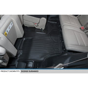 SMARTLINER Custom Fit for Dodge Durango with 2nd Row Bench Seat - Smartliner USA
