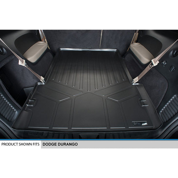 SMARTLINER Custom Fit for 2016-2020 Dodge Durango (with 2nd Row Bench Seat) - Smartliner USA