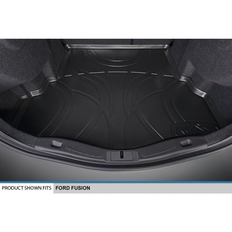 SMARTLINER Custom Fit for 2017-2020 Ford Fusion (No Hybrid or Plug-In Models) - Smartliner USA
