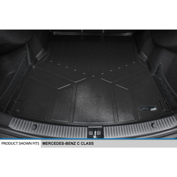 SMARTLINER Custom Fit for 2015-2019 Mercedes Benz C Class Sedan (No Hybrid Models) - Smartliner USA