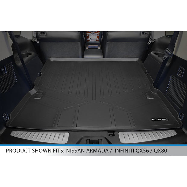 SMARTLINER Custom Fit for 17-18 Armada / 11-13 Infiniti QX56 / 2014-2018 QX80 - Smartliner USA