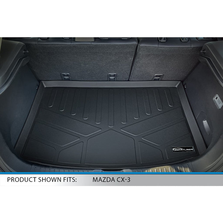 SMARTLINER Custom Fit for 2016-2019 Mazda CX-3