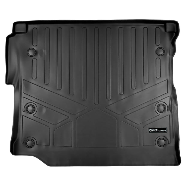 SMARTLINER Custom Fit for 18-20 Wrangler JL Unlimited (with Sub and No Flat Load Floor) - Smartliner USA