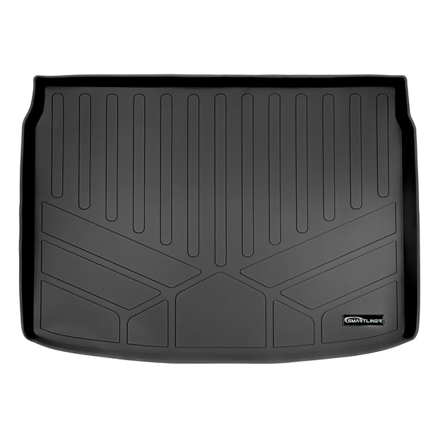 SMARTLINER Custom Fit for 2017-2020 Nissan Rogue Sport - Factory Cargo Tray in Highest Position (No S Models) - Smartliner USA