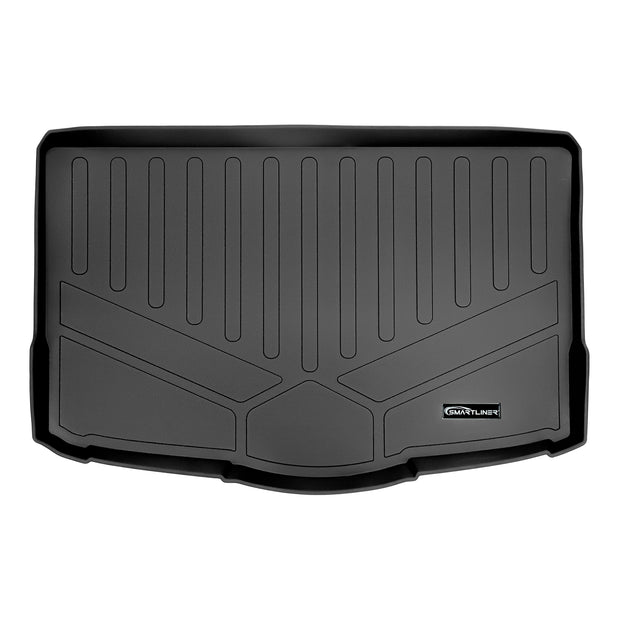 SMARTLINER Custom Fit for 2017-2020 Nissan Rogue Sport - Factory Cargo Tray in Lowest Position - Smartliner USA
