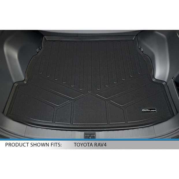 SMARTLINER Custom Fit for 2019-2020 Toyota RAV4 (No Hybrid Models) - Smartliner USA