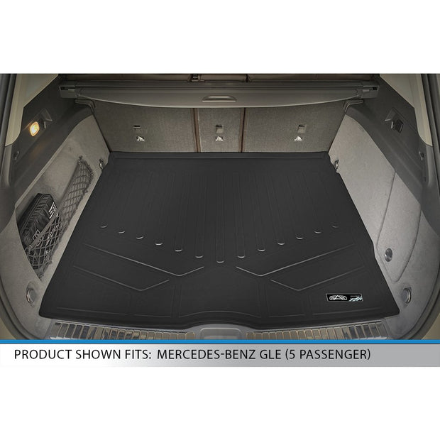 SMARTLINER Custom Fit for 2020 Mercedes-Benz GLE-Class 5 Passenger - Smartliner USA