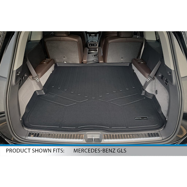 SMARTLINER Custom Fit for 2020-2021 Mercedes-Benz GLS-Class 6 Passenger With 2nd Row Bucket Seats