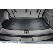 SMARTLINER Custom Fit for 2018-2020 Chevrolet Traverse with 2nd Row Bucket Seats