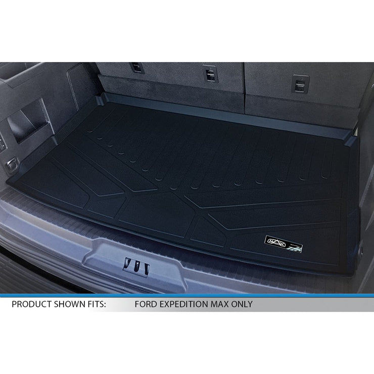 SMARTLINER Custom Fit for 18-20 Expedition Max/Navigator L (with 2nd Row Bench Seat) - Smartliner USA