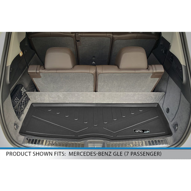 SMARTLINER Custom Fit for 2020 Mercedes-Benz GLE-Class 7/8 Passenger - Smartliner USA