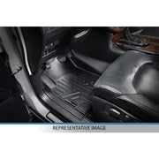 SMARTLINER Custom Fit for 2015-2019 Ford F-150 Regular Cab with Bench Seat and Vinyl Flooring Only - Smartliner USA