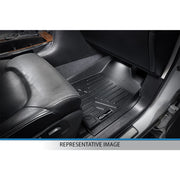 SMARTLINER Custom Fit for 2009-12 Dodge Ram 1500 Quad Cab with 1st Row Bench Seat and Single Floor Hook - Smartliner USA