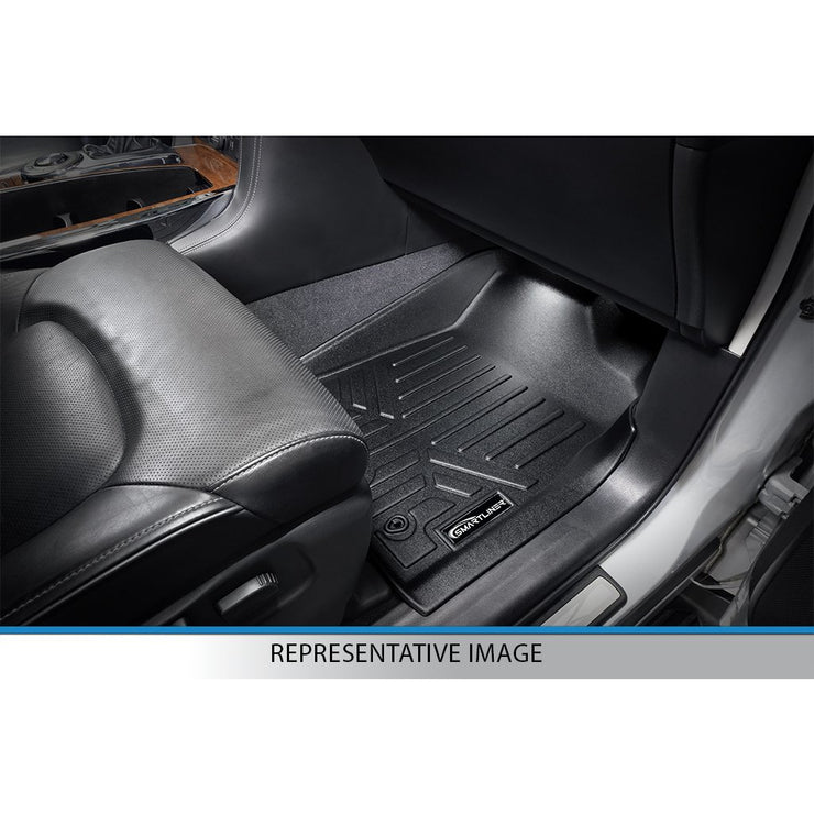 SMARTLINER Custom Fit for 2014-2019 Ford Transit Connect with Vinyl Flooring and Floor Posts Only - Smartliner USA
