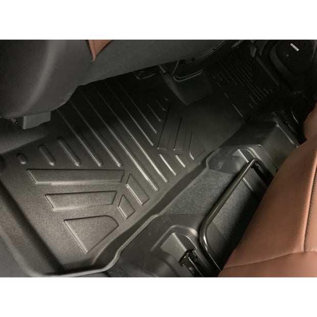 SMARTLINER Custom Fit for 19-21 Ascent with 2nd Row Bucket Seats (No Subwoofer)