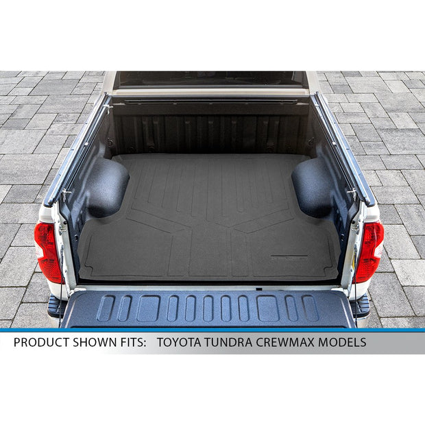 SMARTLINER Custom Fit for 2014-2021 Toyota Tundra CrewMax Cab (with Coverage Under 2nd Row Seat)