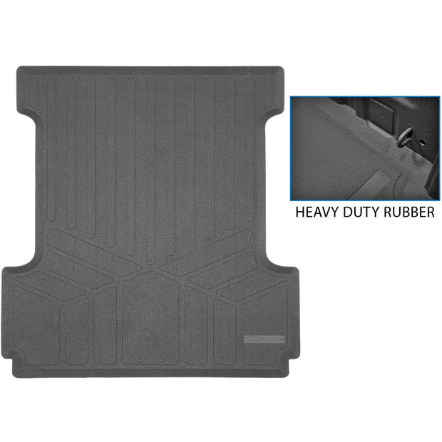 Truck Bed Mat Liner (bedliner) for 2015-2021 Ford F-150 (SuperCrew 5'5 Bed Size)- K0167