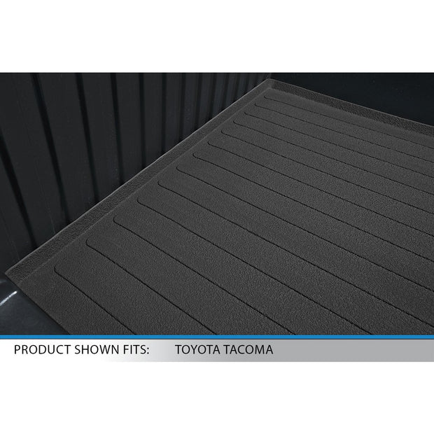 Truck Bed Mat Liner (Bedliner) for 2005-2021 Toyota Tacoma Double Cab (5'Bed Size Only)- K0207