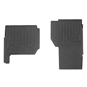 SMARTLINER Rugged Rubber Floor Mats for 2018-2021 Polaris Ranger XP 1000