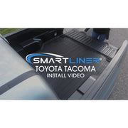 SMARTLINER Custom Fit for 2005-2011 Toyota Tacoma Double Cab (No Manuals)