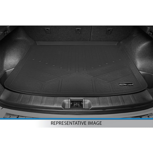 SMARTLINER Custom Fit  for 2007-2012 Hyundai Santa Fe without 3rd Row Seat - Smartliner USA