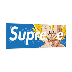 Majin Vegeta Canvas